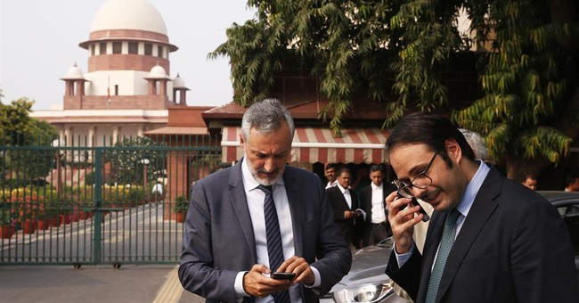 India's top court allows Italian marine to stay in Italy