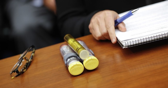Senators ask Justice Department to investigate EpiPen maker