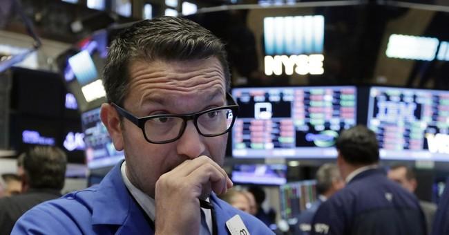 US stocks wobble as phone companies fall, oil prices jump