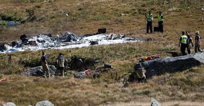 Swiss military helicopter crashes in Alps, 2 pilots killed
