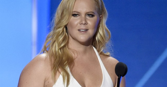 Amy Schumer most dangerous celebrity online