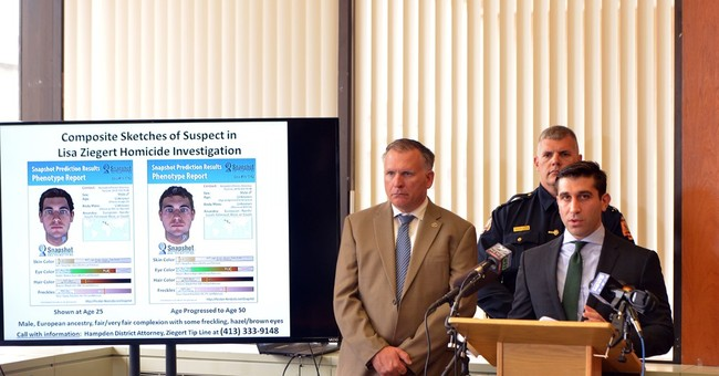 Image of 1992 slaying suspect is generated from his DNA