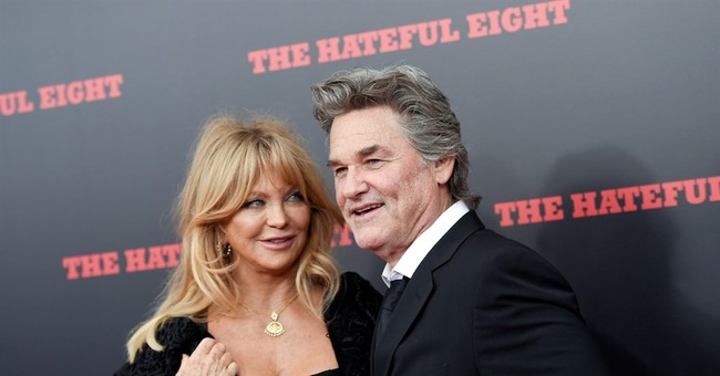 Goldie Hawn's key to romance with Kurt Russell? No marriage