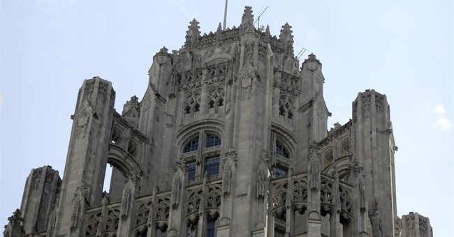 Tribune Media completes sale of Tribune Tower, other assets