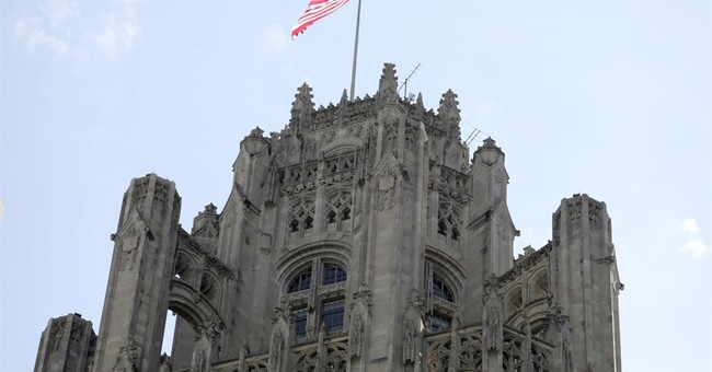Tribune Media completes sale of Tribune Tower, other assets