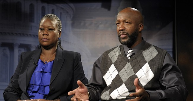 Parents of Trayvon Martin have book coming in January 2017