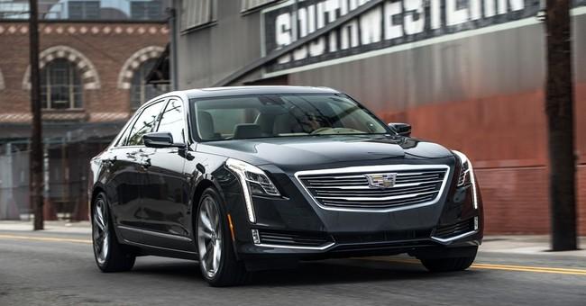 Fact sheet: 2016 Cadillac CT6