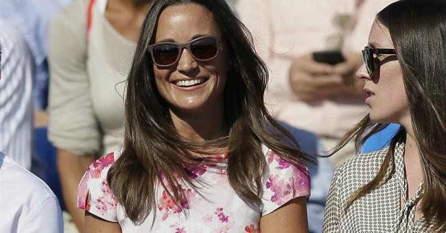 UK judge bans publication of hacked Pippa Middleton photos