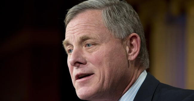 Unheralded NC Democrat's surge threatens GOP's Burr