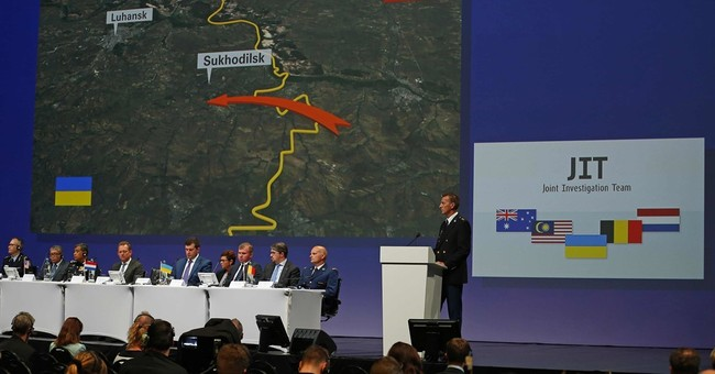Netherlands summons Russian envoy over MH17 probe criticism