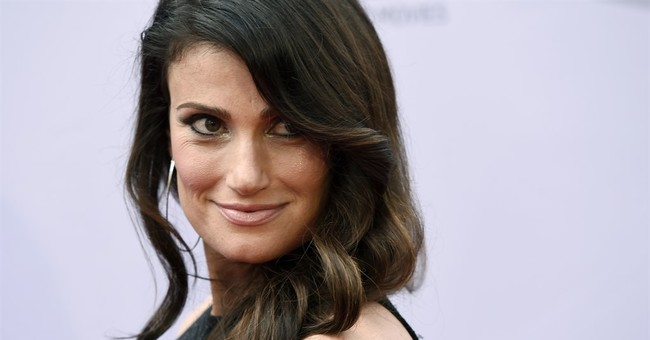 For Idina Menzel, new CD is 'a new beginning' after tumult