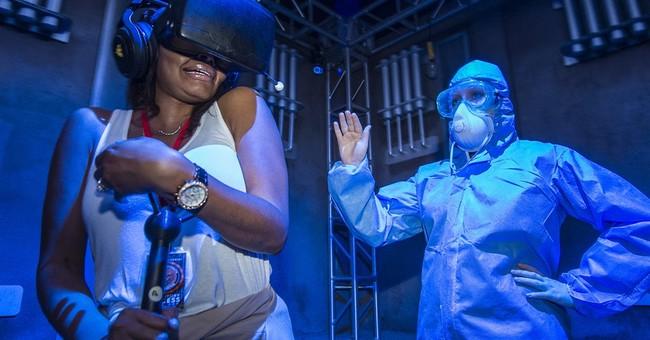 Universal Orlando unveils virtual reality Halloween show