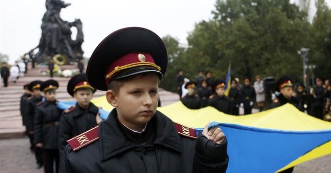 Ukraine marks Babi Yar massacre's 75th anniversary