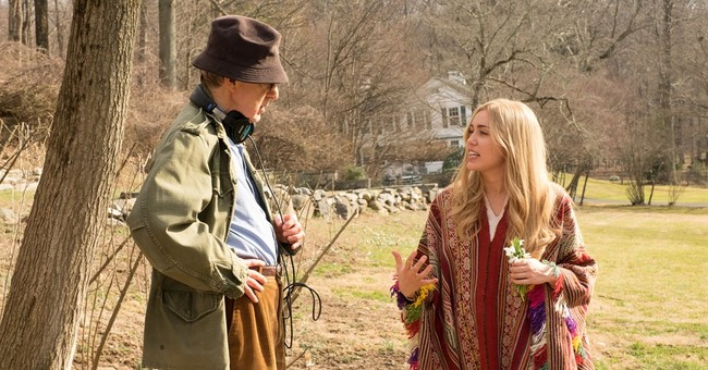 Review: Woody Allen's TV series is a plodding 'Crisis'