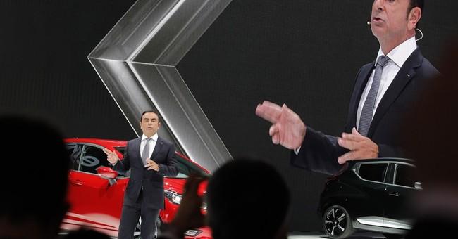 Renault-Nissan CEO at Paris auto show: Diesel isn't dead yet
