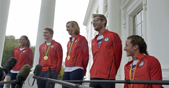 Congress blocks 'victory tax' on Olympic athletes