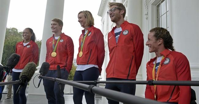 Congress blocks 'victory tax' on Olympic athletes
