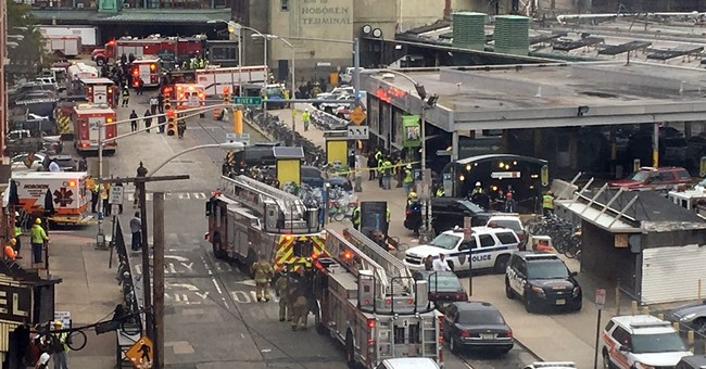 The Latest: Investigators say train crew 'very cooperative'