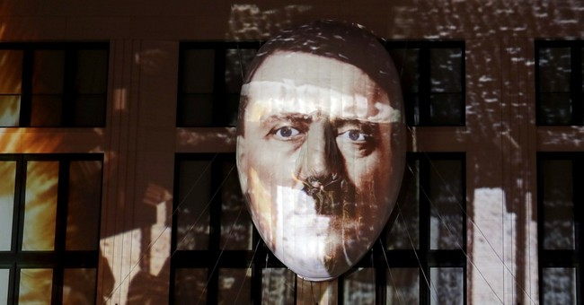 Police called as larger-than-life Hitler appears in Berlin