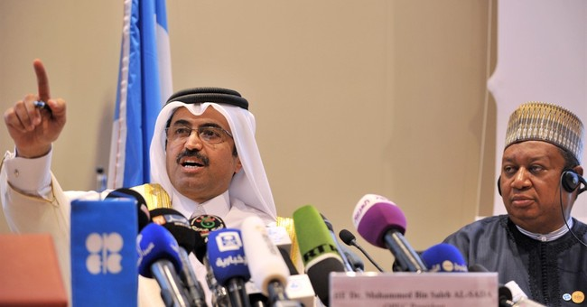 OPEC deal shows cartel's resolve _ and desperation