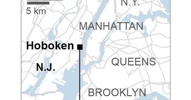 Investigators: No signal problems before New Jersey crash