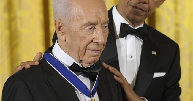 Obama: Peres won his wars but understood the need for peace