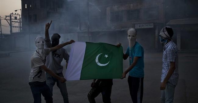 India says it has struck militants across Kashmir frontier