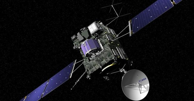 Scientists bid farewell to Rosetta space probe before crash