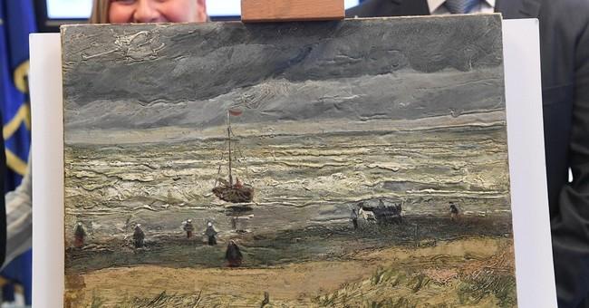 Van Gogh paintings stolen in 2002 found in Italian farmhouse