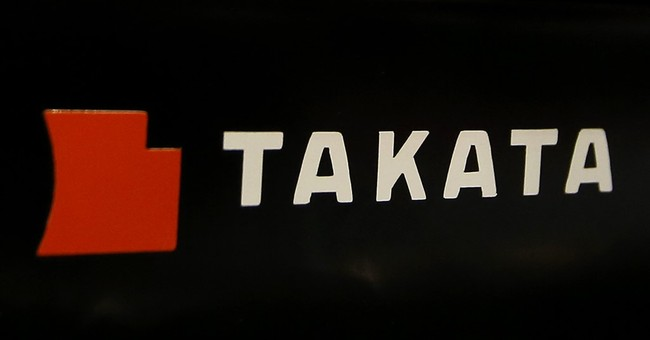 BMW issues recall for new Takata air bag problem