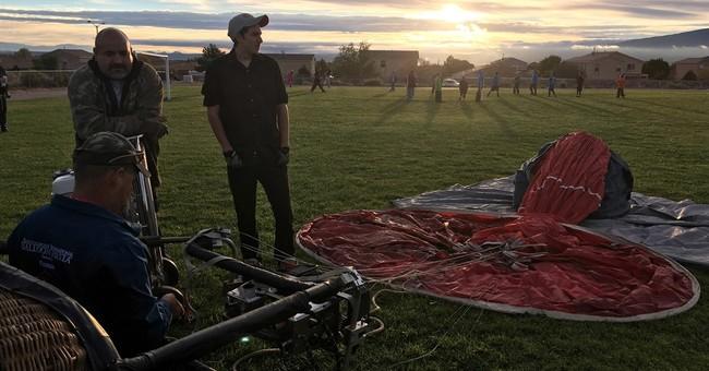 45th Albuquerque balloon fiesta set for weekend launch