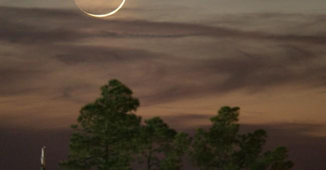 Rare 'black moon' rises over Western Hemisphere Friday night