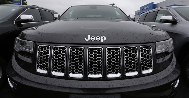 US closes probe of Jeep automatic braking; no recall sought