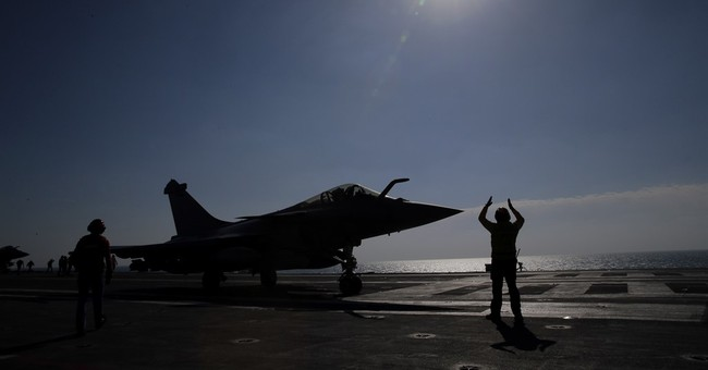 French military bolsters Iraq presence for Mosul offensive
