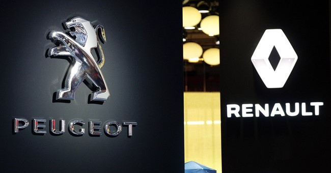 Renault signs deal for venture in Iran as its economy opens