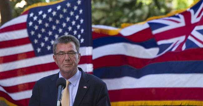 Pentagon chief troubled by Philippine president's comments