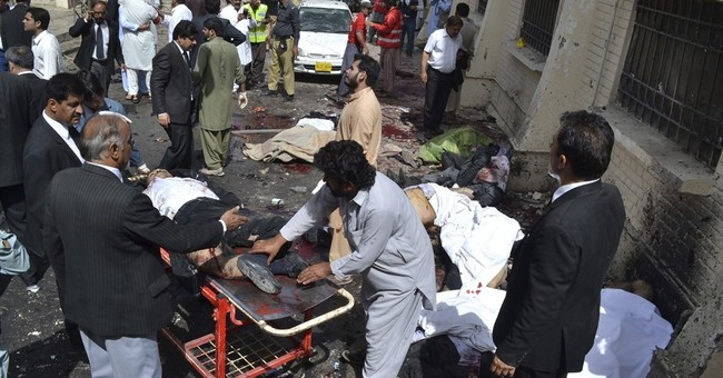 Pakistan militant group jumps to prominence with attacks