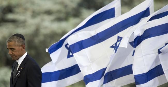 White House snafu: Obama transcript puts Jerusalem in Israel
