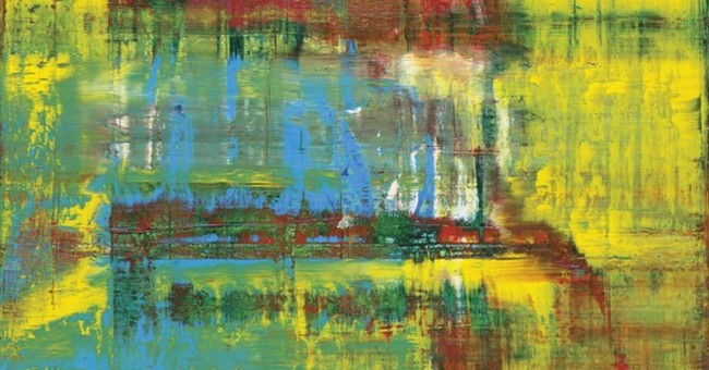 Gerhard Richter painting owned by Clapton going up for sale