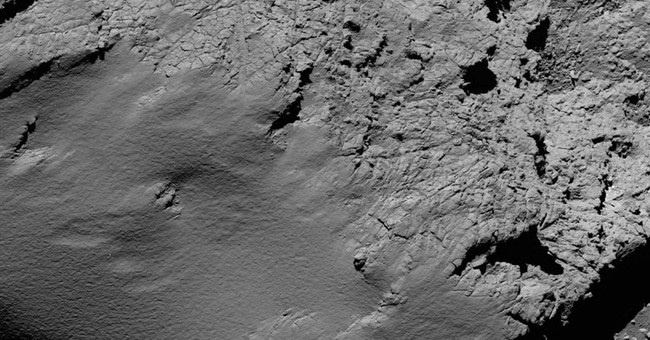 Europe's comet probe Rosetta ends 12-year mission with crash