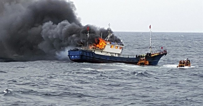 3 Chinese fishermen dead after clash with SKorea coast guard