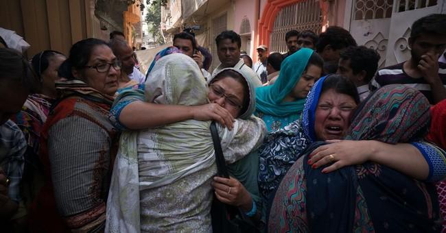 Major attacks by US designated Pakistani militant group
