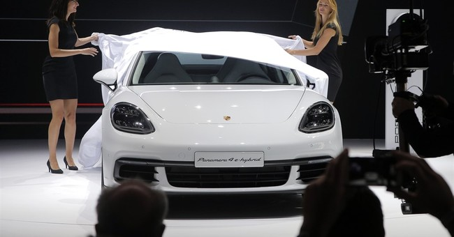 From Ferraris to SUVs: 5 cars that shone at the Paris show