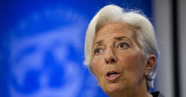 IMF leader cites 'historic milestone' for China