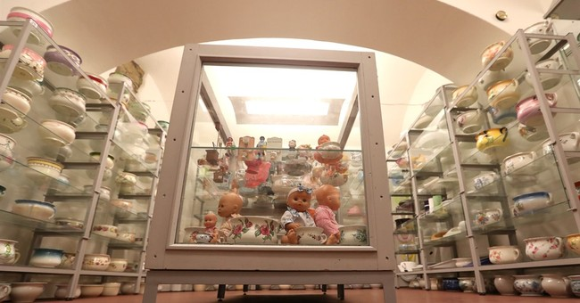 Prague's toilet museum moves to the capital's Old Town