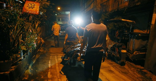 Duterte 'happy to slaughter' drug suspects; mentions Hitler
