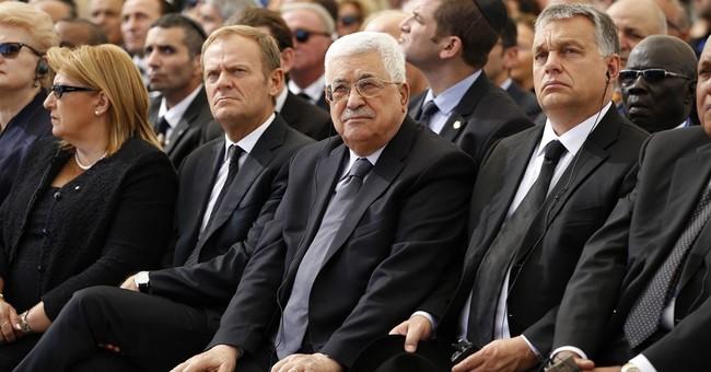 In death, Peres brings Israelis, Palestinians together