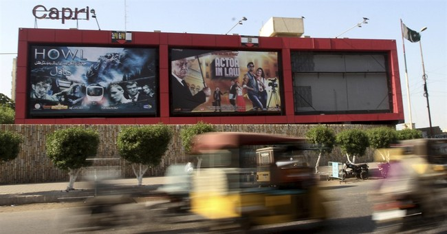Pakistan stops showing Indian movies over Kashmir tensions
