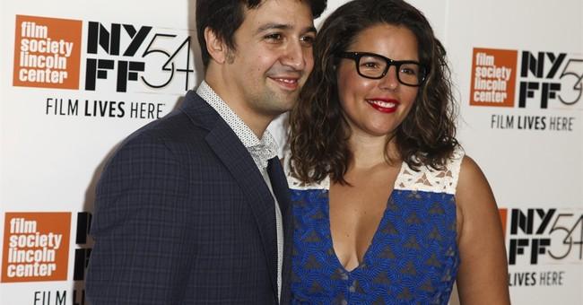 'Hamilton' creator Lin-Manuel Miranda urges people to vote