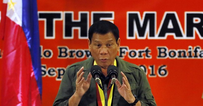 US mood hardens as leader of ally Philippines stokes outrage